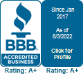 Creekside Chalets Inc. is a BBB Accredited Hotel in Salida, CO